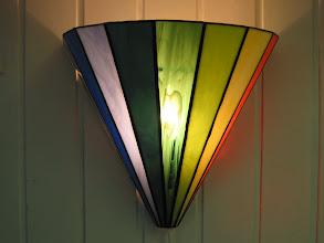 Photo: wandlamp door Fransje Polak