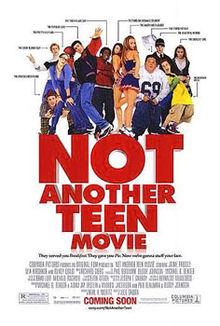 Resultado de imagen para Not another teen movie