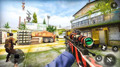 IGI Commando Gun Strike: Free Shooting Games 1.0 screenshots 6