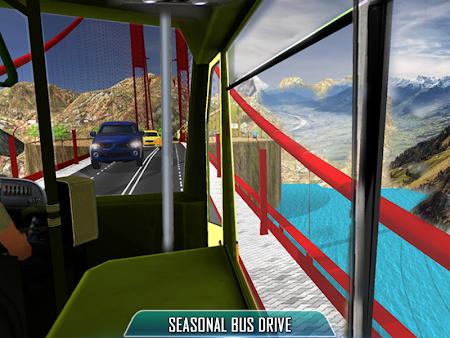 Hill Tourist Bus Driving 1.3.2 screenshot 676973