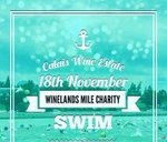 Winelands Mile Charity Swim : Calais Wine Estate, Paarl