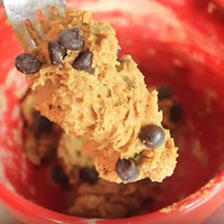 Single-Serving Chocolate Chip Protein Cookie Dough