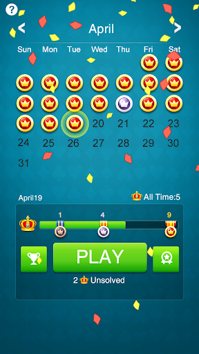 Solitaire: Daily Challenges screenshot