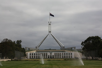 Photo: Year 2 Day 227 - Another View of Parliament House in Canberra #2