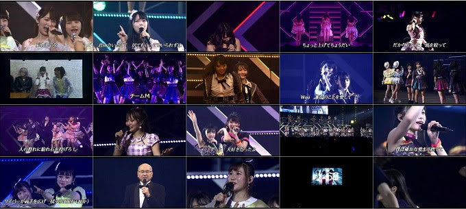 NMB48 8th Anniversary concert