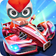 Speed racing-driving real kart drifty car race icon