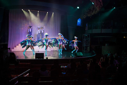 costa-victoria-stage-production.jpg - A stage production on Costa Victoria from Costa Cruises.