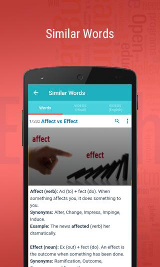 #1 Vocab App: Editorial, Quiz, Grammar, Dictionary- screenshot