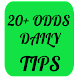 20+ ODDS DAILY TIPS