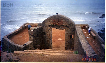 Photo: 1999 - Bandra Fort from top