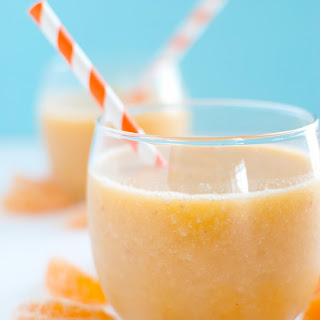 Sunrise Clementine Creamsicle Smoothie.