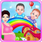 Newborn Twins Babysitter