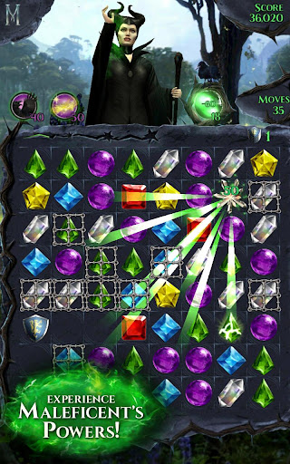 Maleficent Free Fall screenshots 1