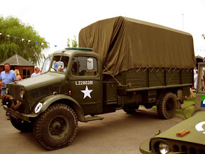 Photo: Army Trucks