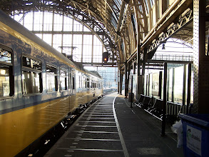 Photo: Amsterdam Central Station