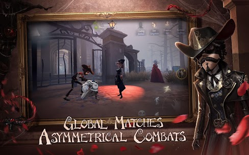 Identity V-1 vs 4 Asymmetrical Combats App Latest Version Download For Android and iPhone 7