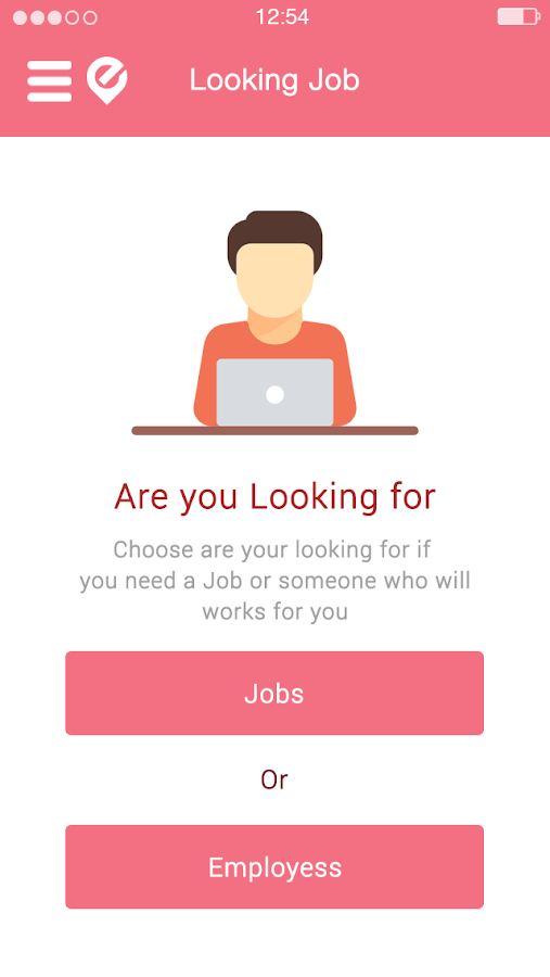 Easy The Job App- screenshot