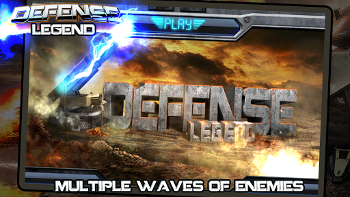 Tower defense- Defense Legend Apk 1