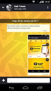YAT Plataforma de Comunicação - náhled