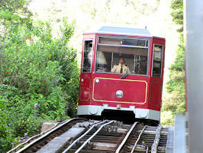 Photo: Hong Kong Island - Peak Tram to the Victoria Peak