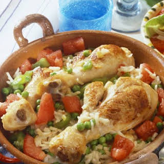 Chicken Legs With Rice Recipes.