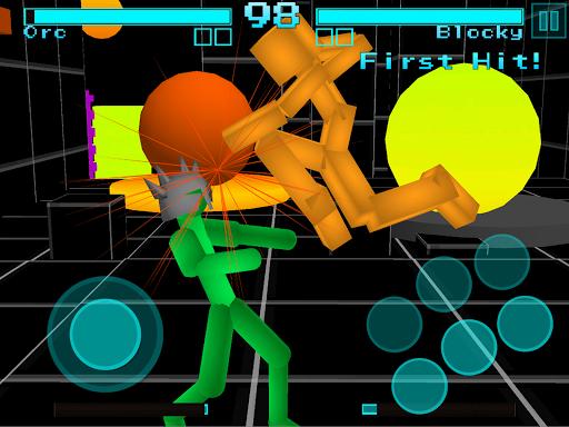 Stickman Fighting: Neon Warriors 1.05 screenshots 9