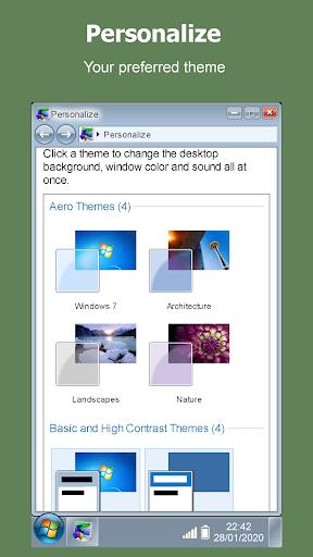 Win7 Simu 1.2 screenshots 6