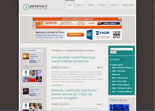 Photo: 2013 - Portalino, il portale bancario  www.portalino.it