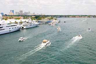 Photo: Intracoastal waterway at Fort Lauderdale