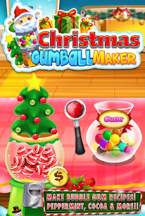 Bubble Gum Christmas Kids FREE - náhled