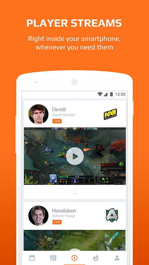 well played dota 2 major championship edition android apps on