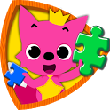 PINKFONG Kids Puzzle Fun icon