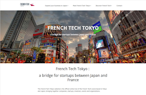 Frecnchtech has chosen Orson.io to create their website
