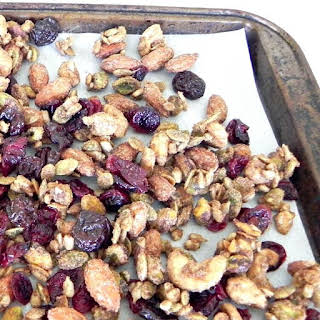 High Protein Fall Trail Mix.