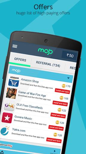 Mojotheapp Microwork Browser screenshot