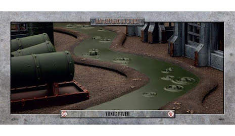 Toxic River (6ft) - 30mm