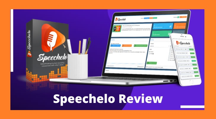 Speechelo Text To Voice Software Review & Bonuses