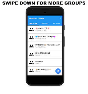 Join WhatsApp Groups Free & Unlimited - náhled