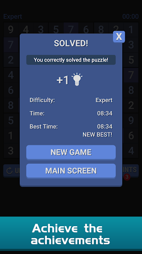 Sudoku Free Puzzle - Offline Brain Number Games 3.1 screenshots 5