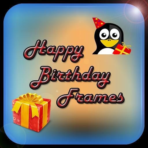 Happy Birthday Frames LOGO-APP點子
