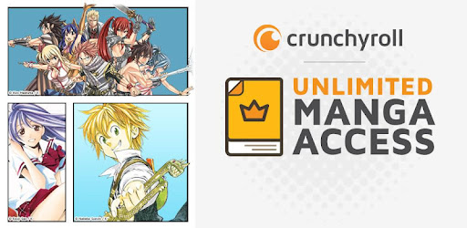 Crunchyroll Manga - Apps on Google Play