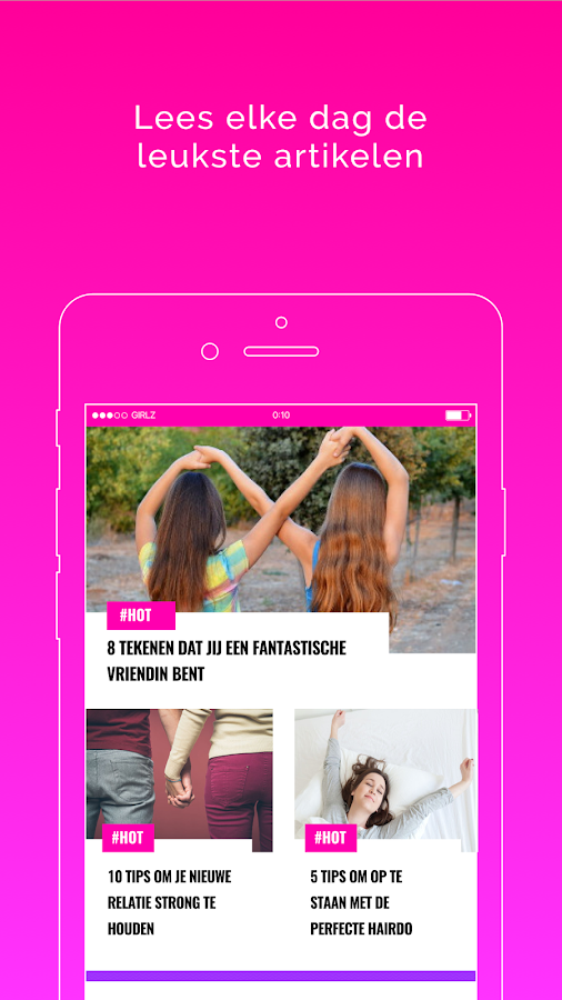 GIRLZ- screenshot