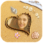Sand Art Photo Frames APK icon