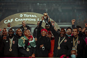 Pitso Mosimane won his second Caf Champions League title on Friday night.