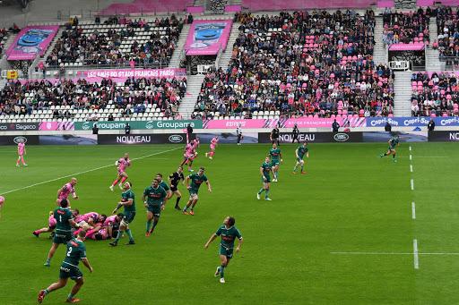 Stade Français contre Pau 2