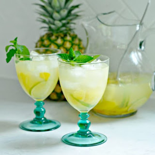 Cucumber Mint Drink Recipes