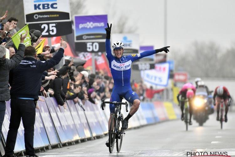 Geen Zdenek Stybar maar wel deze zeven namen van Deceuninck-Quick.Step in Dwars door Vlaanderen