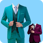 Man Suit Photo Montage - Men Photo Suit Editor Icon
