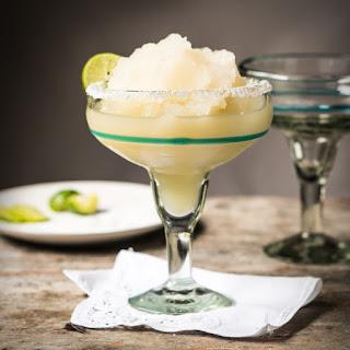 Skinny Frozen Paleo & Keto Margarita.