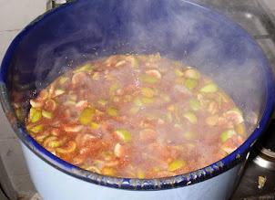Photo: Dżem z fig - gotowanie 34
